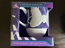 More details for minnie mouse the main attraction, january,  space mountain mug *new*