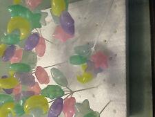 288 Stecker Mond Sterne Geburtstag Cupcakes Kuchen Wurfmaterial