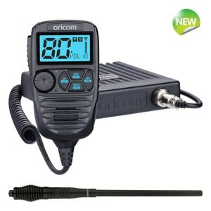 Oricom DTX4200X Outback Value Pack UHF Radio with ANU913 Antenna