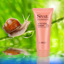 Snail Facial Cleanser Organic Natural Gel Daily Face Wash Anti Aging Exfoliating