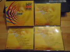 RARE PROMO Warner 2001 sampler 3x CD box U2 Depeche Mode NINE INCH NAILS Madonna