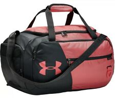 Under Armour Undeniable 4.0 UniSex Duffle Bag Gray Watermelon 1342656 NEW!