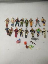 1980s & 1990s GI Joe Action Figure Lot battle Corp