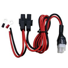 6 pin 12AWG DC power cord cable for Yaesu radio FT-847 FT-857D FT-897D FT-1000