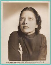 "KAY FRANCIS in ""Living on Velvet"" - Original Vintage PORTRAIT - 1935"