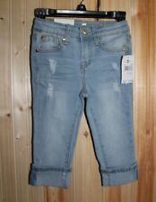 New 7 for all mankind Ankle Skinny pants for little girls size 4