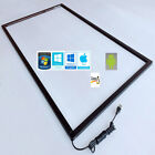 32'' to 98'' 10 Touch Points IR Touch Frame Panel,Touch Screen Overaly Kit