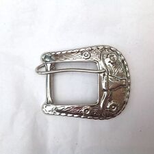 Open Frame Belt Buckle Vintage American Retro Classic