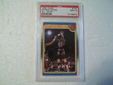 1988 Fleer Basketball Mint PSA 9 HOF #130 Patrick Ewing All-Star  Set Break