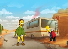 Simpsons Poster Length :800 mm Height: 500 mm SKU: 10208