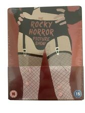 The Rocky Horror Picture Show Dvd Steel Book New