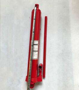 12T Long Stroke Hydraulic Jack Pump Hydraulic Cylinder Jack Stand Engine Crane
