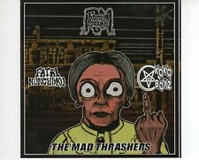 CD FATAL NUCHAKU / KOKO BOYSthe mad trashersEX-PUNK (B2148)
