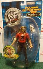 Signed Christian WWE Jakks Rulers of the Ring series 4 Autographed WWE Mattel RA
