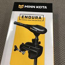 """Minn Kota Endura C2 30lb Trolling Motor w/ 30"""" Shaft - New in Box-"""