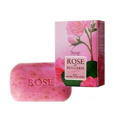 Bulgarian Rose Natural cosmetic Soap with natural rose water 100gr