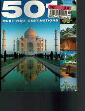 501 Must See Destinations - World Travel Book Paperback
