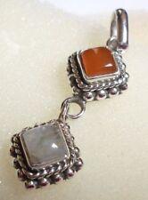 Handmade Natural Moonstone Fine Necklaces & Pendants
