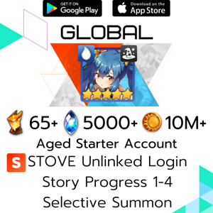 [Global] Dizzy | Epic Seven Epic 7 Aged Limited Starter Account