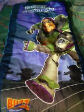BUZZ LIGHTYEAR toy story Youth Kids Children's / child Sleeping Bag ~* EXCELLENT