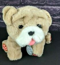 Little Live Pets My Kissing Puppy Rollie Plush Bulldog Interactive Sound Motion