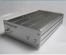 Teradak 3.1D NOS DAC with TDA1543 x8 / Dual 1ppm TCXO Re-Clock / RE-Data