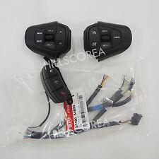 KIA CARENS RONDO 2013-2017 OEM Audio Auto Cruise Bluetooth Switch Wire 4pcs Set