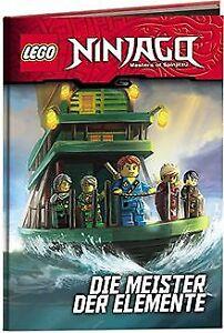 LEGO® NINJAGO(TM) Die Meister der Elemente von Fars...   Buch   Zustand sehr gut