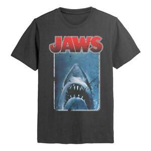 Maglietta - Jaws - Il Bianco Hai - Poster Cutout - L - Nuovo/Originale