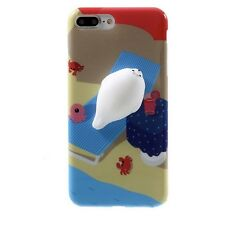 Squishy 3D Soft Silicone IPhone 7 Case!!  UK SELLER FREE 1ST CLASS POST