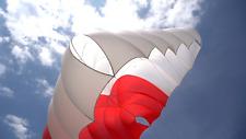 Supair Fluid Light (Solo) Square Reserve Parachute For Paragliding & Ppg Medium