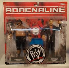 WWF WWE Adrenaline Series 22 - Umaga & Armando Alejandro Estrada Jakks (MOC)