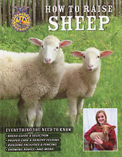 NEW BOOK How to Raise Sheep by Philip Hasheider (Paperback)