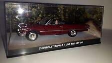Chevrolet Impala Convertible-Vivre et laisser mourir-James Bond Voiture Collection