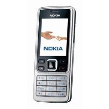 NEUF NOKIA 6300 Débloqué téléphone-Bluetooth-Appareil photo 2 MP-FM Radio