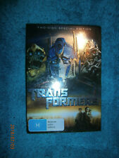 Transformers - The Movie (DVD, 2007, 2-Disc Set) Special Edition with sleeve