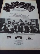 The New Seekers.They Sing In Perfect Harmony 1973 Original Promo Poster Ad
