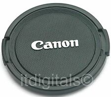 Front Lens Cap Cover For Canon Powershot Sx20 IS Sx20IS Snap-on Dust Glass Cover