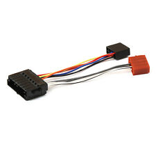 Radioadapter für VOLVO 440 460 480 740 760 850 940 960 Autoradio Adapter Kabel