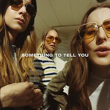 HAIM SOMETHING TO TELL YOU CD - New Release 2017