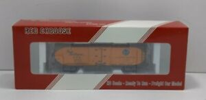 Red Caboose RR-34120 HO Pacific Fruit Express Refrigerator Car #14760 LN/Box