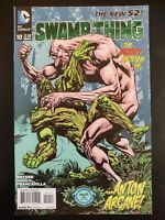 SWAMP THING #10 (2012 The New 52, DC Comics) ~ VF/NM Comic Book