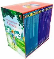 Usborne My Reading Library Classics 30 Books Box Set Collection Paperback NEW