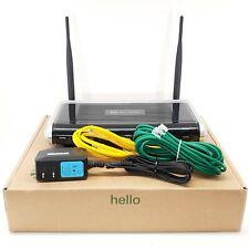 CenturyLink C2000A - VDSL2 4-Port Telephony WIFI Router / Modem Combo