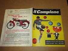 RIVISTA SPORTIVA IL CAMPIONE ANNO 1957 ANNO III° N°46 MONTUORI NICOLE' TOTO'