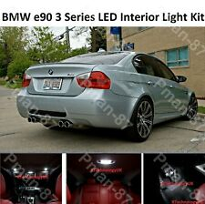 2018 PREMIUM BMW E90 3 Series 04-11 FULL LED Light UPGRADE WHITE Interior KIT