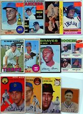 HUGE PREMIUM 1,000 CARD VINTAGE ROOKIE HALL OF FAME SPORTS CARD  COLLECTION LOT