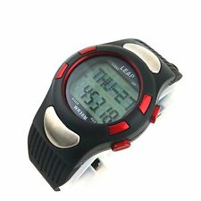 Running Diving Sports Heart Rate Monitor Watch Pedometer Timer Waterproof  H2008