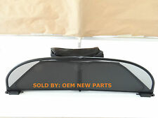 Chrysler Sebring 200 Convertible Wind Screen Stop Folding Deflector with bag U-6