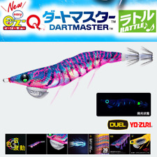 Duel EZ-Q Dart Master Rattle Squid Jig BLDB Blue Glow <2018 NEW>